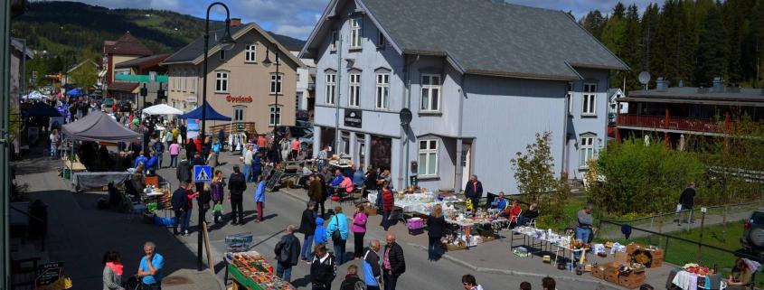 Landsbymarkeder